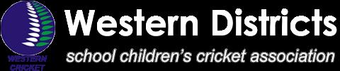 Western Cricket School Children's Cricket Association
